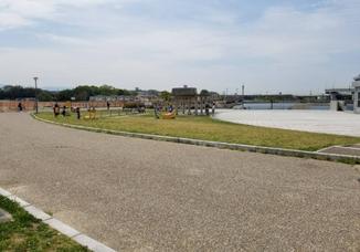 原池公園 バーベキュー広場