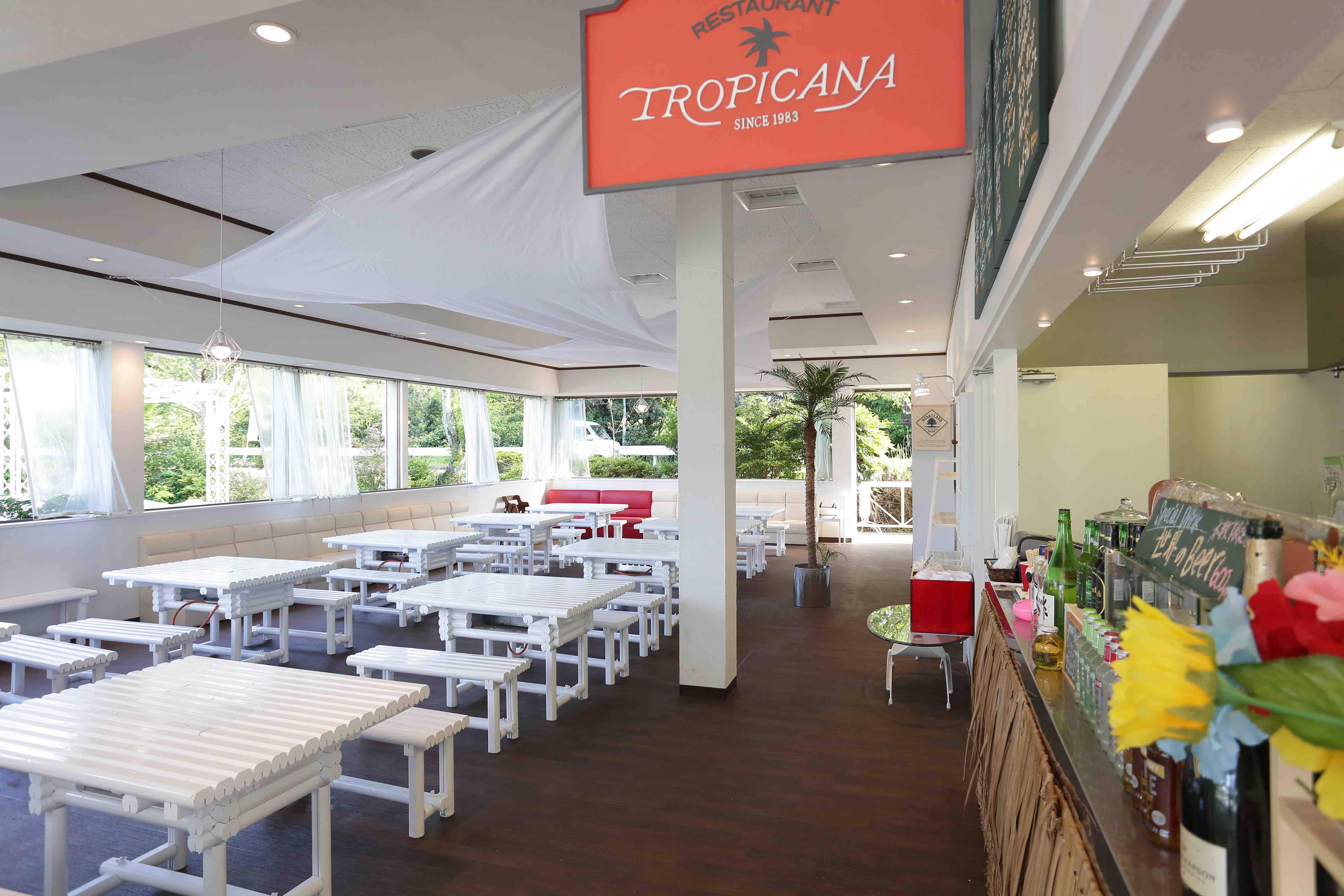 Beach Club Tropicana (ビーチクラブトロピカーナ)