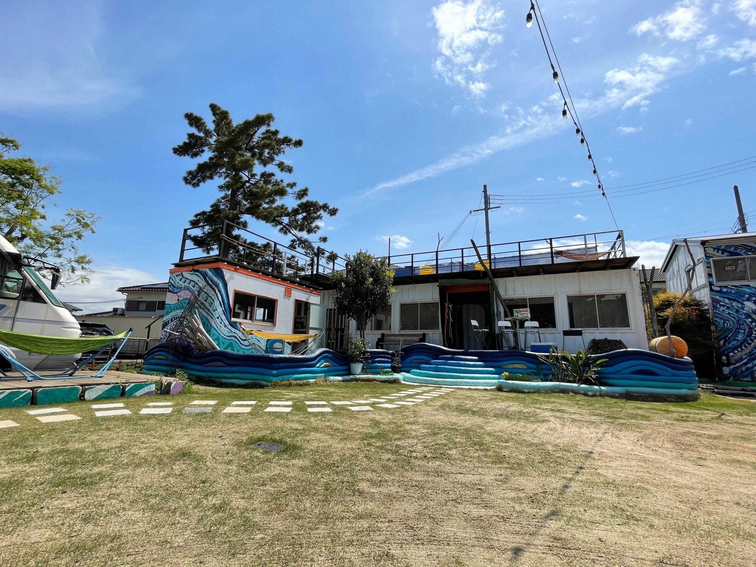 Unity Kix Beach Resort @二色の浜