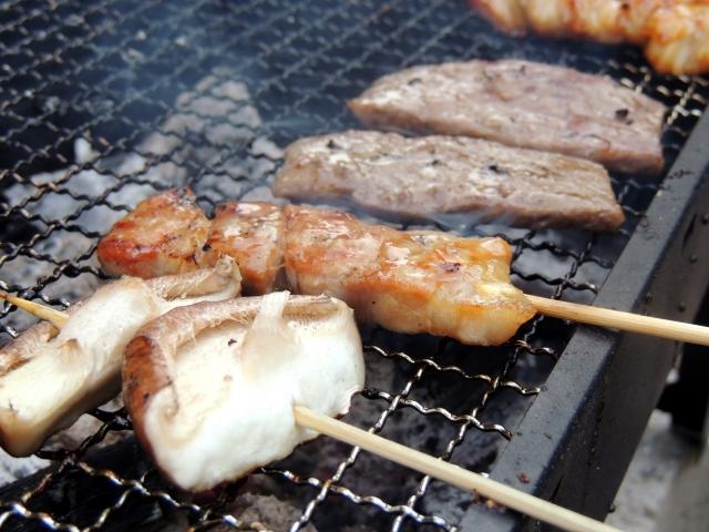 BBQで使う野菜やお肉のおいしい焼き方をそのレシピをご紹介いたします♪